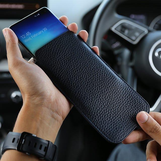 Capa clássica para Samsung Galaxy S10 Plus
